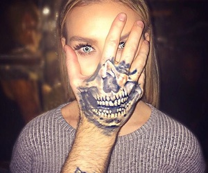 little mix, perrie edwards, and tattoo image