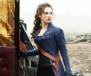 lily james, beautiful, and Pride and Prejudice and Zombies image