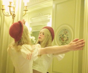 girl, petite meller, and cute image