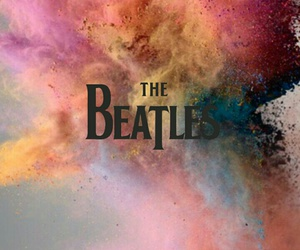 the beatles and wallpaper image
