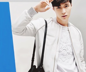 exo, yixing, and lay image