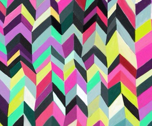 pattern, wallpaper, and chevron image