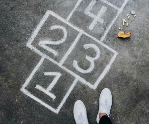 beautiful, numbers, and street image