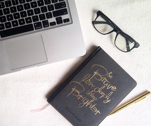 black, book, and diary image
