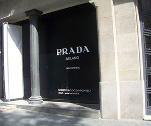 Prada, fashion, and pale image