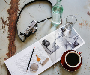 alternative, photography, and coffee image