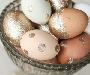 easter, eggs, and egg image