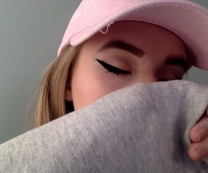 adidas, pale, and pink image