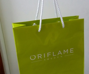 bag, cosmetics, and money image