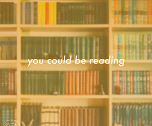 books, reading, and writer image