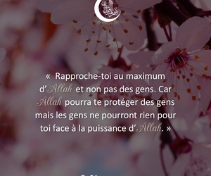 allah, amour, and espoir image
