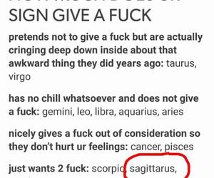 aquarius, Libra, and Sagittarius image