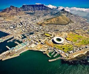 cape town and south africa image