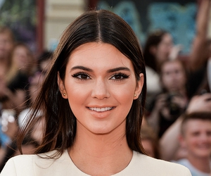 kendall jenner, girl, and beauty image