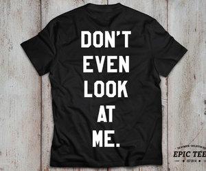 etsy, fashion, and funny tshirt image