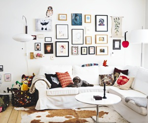 art, bohemian, and eclectic image