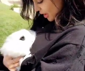 bunny, easter, and kylie jenner image