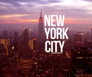 new york, city, and nyc image
