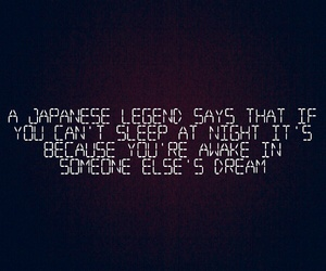 alternative, Dream, and sleep image