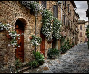 Tuscany, city, and italy image