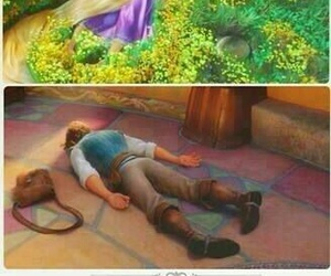 rapunzel, tangled, and planking image