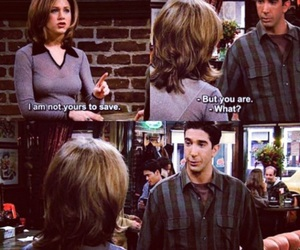 but, rachel, and David Schwimmer image