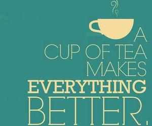 qoutes, the, and tea image