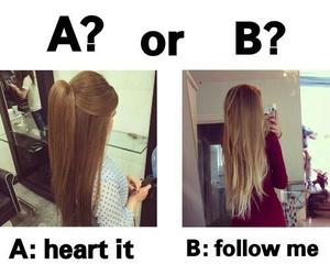 beauty, choose, and girl image