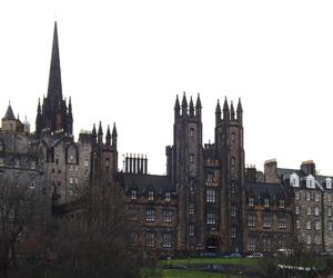 britain, college, and scotland image