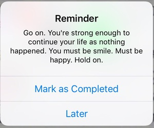 enough, iphone, and life image