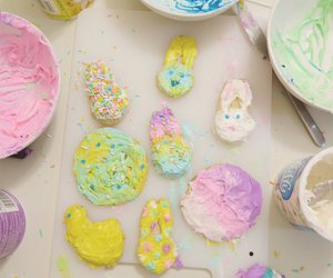 Cookies, easter, and yoummy image