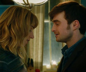 daniel radcliffe, what if, and movie image