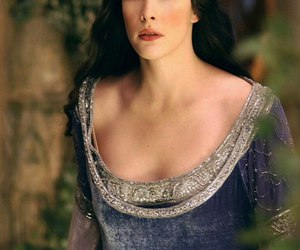lord of the rings, arwen, and liv tyler image