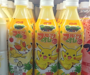 pikachu, japan, and kawaii image
