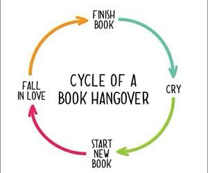 book, hangover, and book hangover image