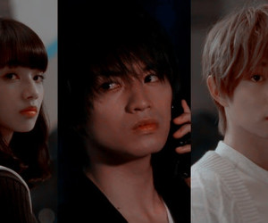 lovely, manga, and live action image