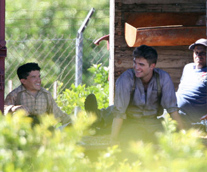 water for elephants and robert pattinson image