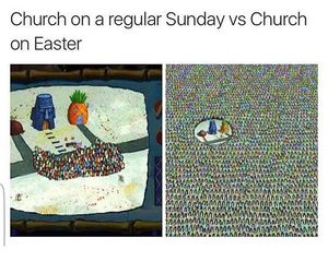 easter, funny, and true image