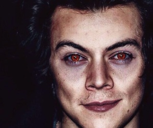 vampire, Harry Styles, and one direction image