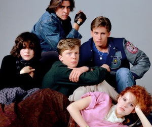 The Breakfast Club, classic, and movie image