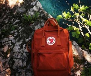 backpack, fjallraven kanken, and grunge image