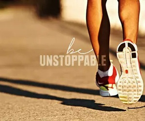 run, running, and workout image