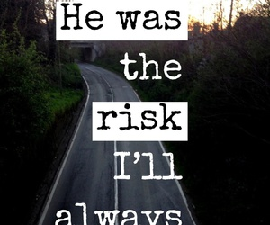 quote, risk, and perfect image