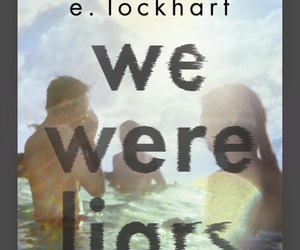 book, we were liars, and eBook image