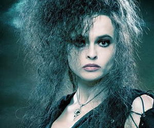 bellatrix, harry potter, and lestrange image