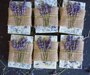 diy, homemade, and soap image