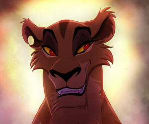 disney and king lion image