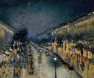 art, camille pissarro, and painting image