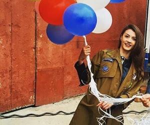 balloons, burcu ozberk, and بنات الشمس image