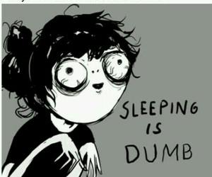 sleep, sleeping, and funny image